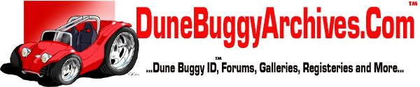 the Dune Buggy Archives
