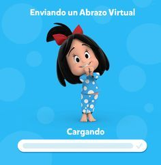 SUEÑOS DE AMOR Y MAGIA: Te envío un abrazo virtual