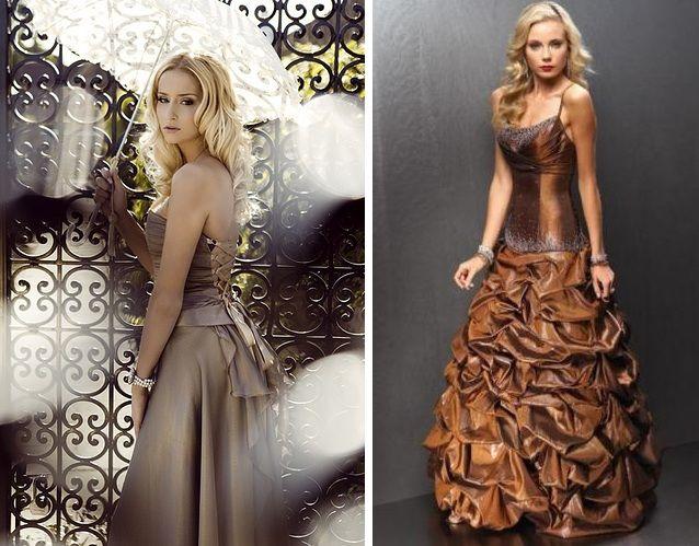 copper Wedding | copper_bronze_wedding_dress_final « My Italian Wedding