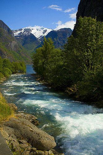 Undredal, Noorwegen