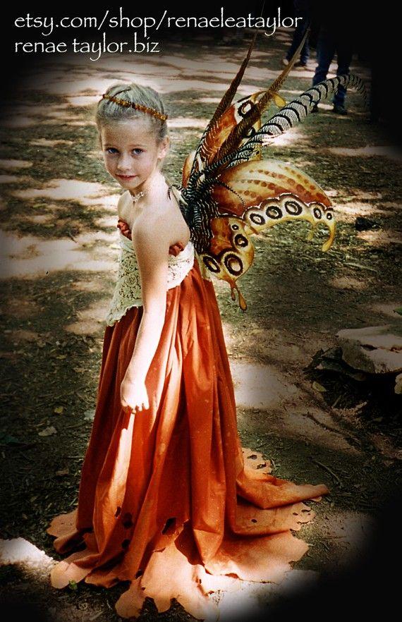 Custom Faerie wings Medium THREE Wings By Renae by renaeleataylor, $175.00