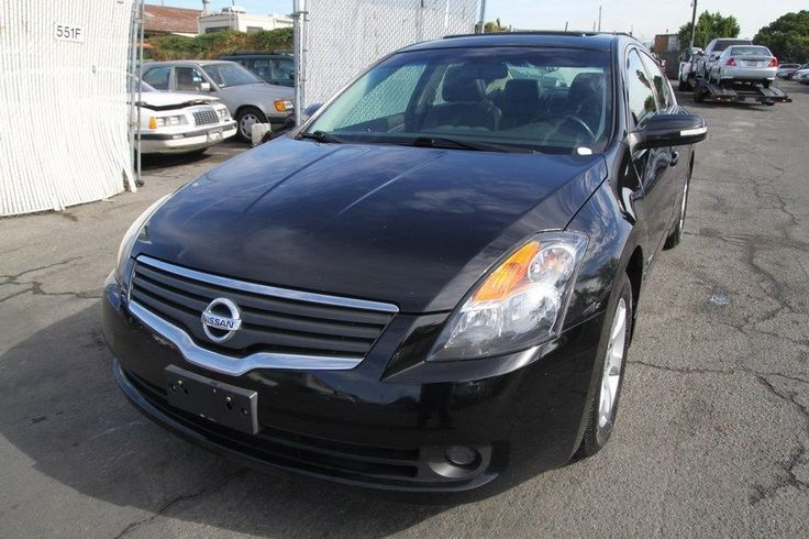 Awesome Great 2007 Nissan Altima 2.5 Hybrid 2007 Nissan Altima 2.5 Hybrid w/Navigation Automatic 4 Cylinder NO RESERVE 2017 2018