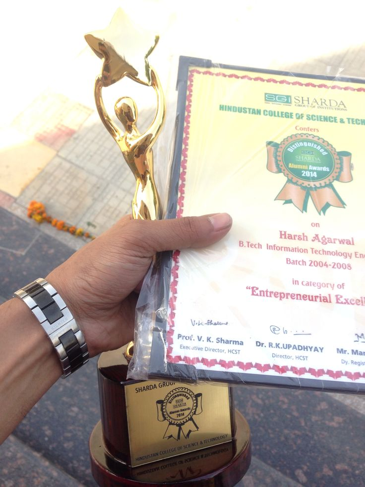 #award #alumni