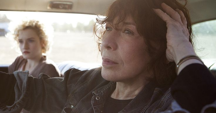 'Grandma' Clip Starring Lily Tomlin and Nat Wolff -- Lily Tomlin squares off with Nat Wolff in a foul-mouthed exchange from Paul Weitz's comedy 'Grandma', debuting at Sundance next week. -- http://www.movieweb.com/grandma-movie-clip