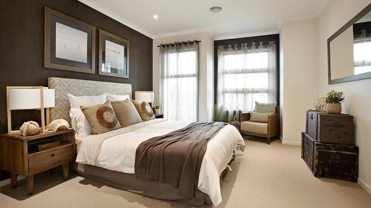 Savannah master suite