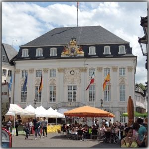 Gretas Lebenslust : Bonn - heute Bundesstadt