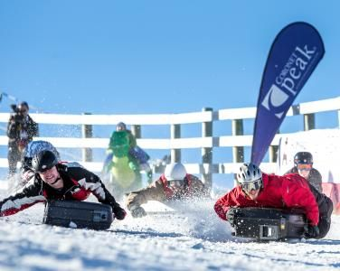 With the cold winter snap engulfing New Zealand this week, fingers crossed for tonnes of snow this year for Queenstown Winter Festival