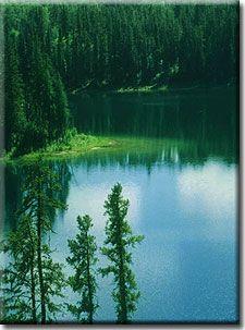 Gem Lakes - Narrow Hills Provincial Park, Saskatchewan