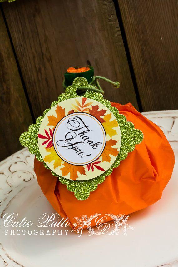 Pumpkin Patch Party Little Pumpkin Party   by CutiePuttiPaperie, $5.50