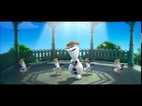 písničky z ledového království- Olafovo léto - YouTube