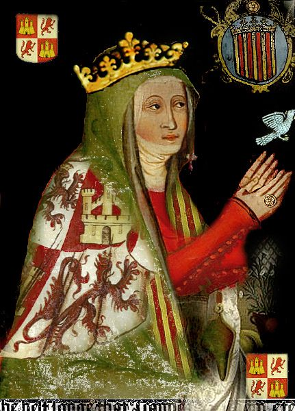 Leonor Plantagenet Reina de Aragon