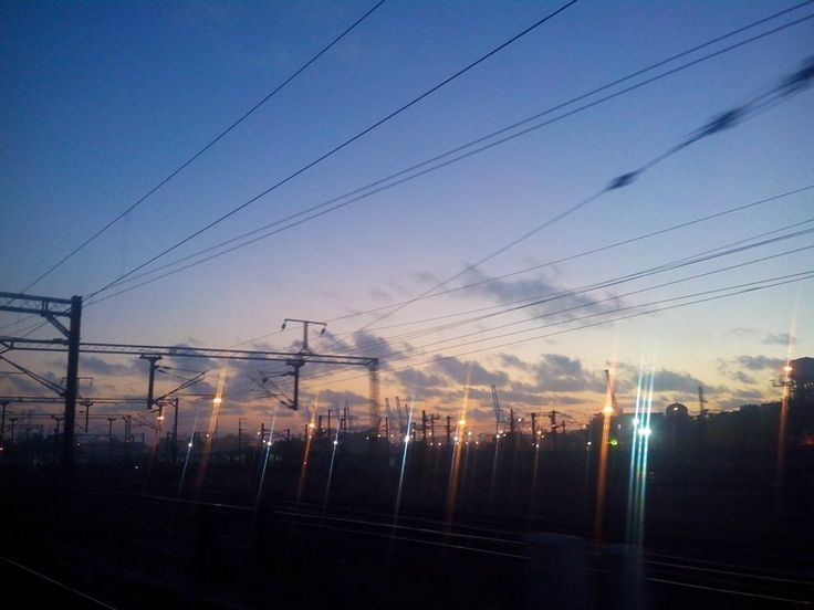 Railway st. @early morning
