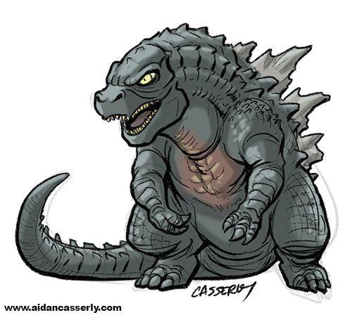 Godzilla 2014 by DadaHyena.deviantart.com on @deviantART