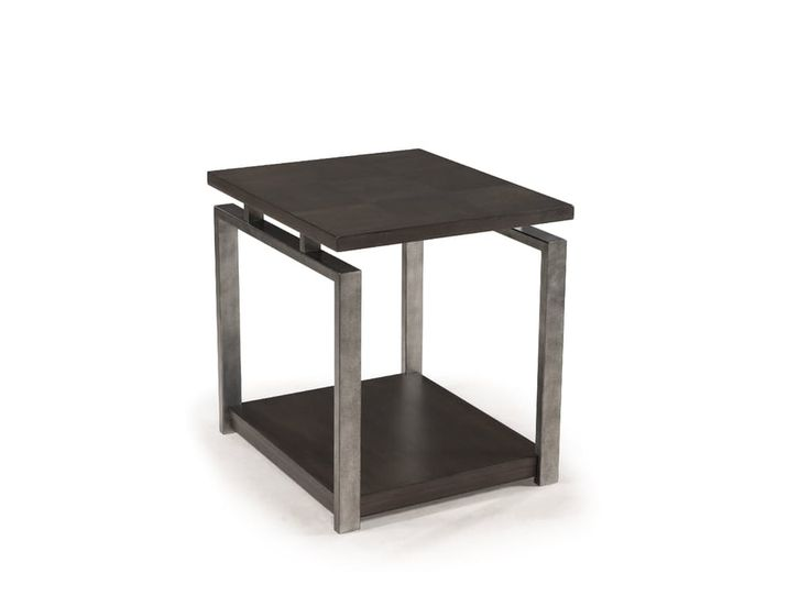 Magnussen Home Living Room Rectangular End Table T2535-03 - Stacy Furniture - Grapevine, Allen, Plano and Flower Mound, Texas