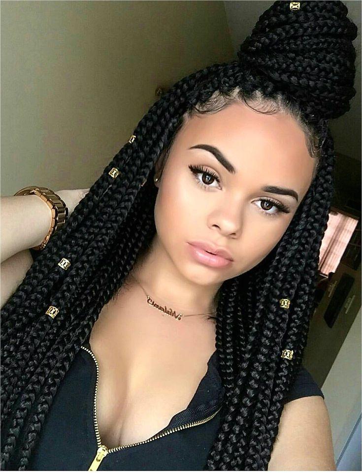 Kurze Frisuren mit Zöpfen für schwarze Frauen – Mariam Kamal