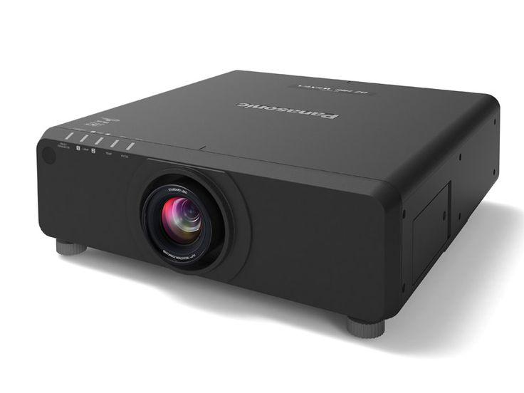 Projektory Panasonic DZ780 s kapalinovým chlazením