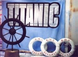 cruise ship props | So you toss your lucky coin, and it's decided..the Titanic it is!!