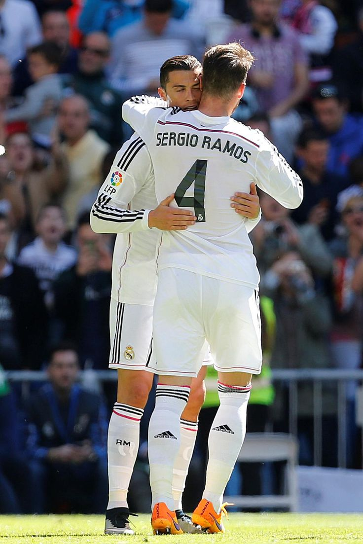 Cristiano Ronaldo & Sergio Ramos - Real Madrid