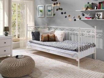 Kovová postel model 2 S