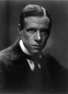 Sinclair Lewis  (1885 – 1951) was an American novelist, short-story writer, and playwright. Photo: 1914 / In 1930, he became the first writer from the United States to receive the Nobel Prize in Literature. / Main Street, Elmer Gantry and Babbitt.