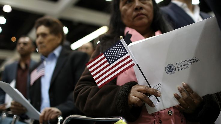 """U.S. Citizenship and Immigration Services (USCIS)altered its mission statement on Thursday by takingout a reference to the U.S. as a """"nation of immigrants."""""""