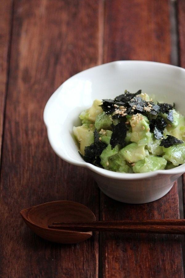 アボカドのネギ塩和え。 by 栁川かおり / レシピサイト「Nadia | ナディア」プロの料理を無料で検索