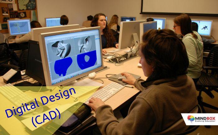 Know the ways to Develop skills in Digital Design (#CAD)