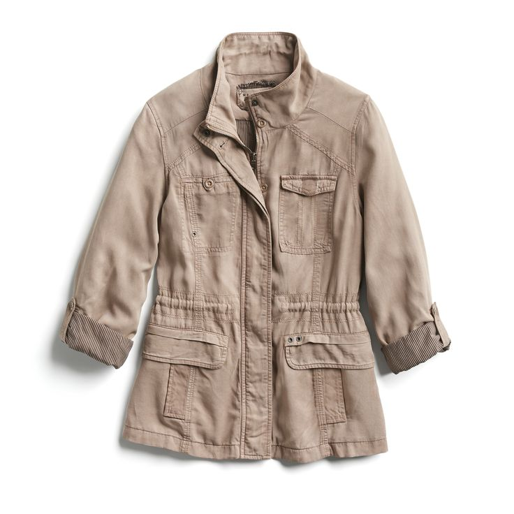 Spring Stylist Picks: Utility jacket