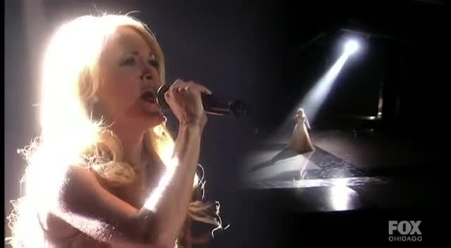 Country music star and fellow Christian Carrie Underwood delivers such a powerful performance of O Holy Night that it will leave you speechless.  Merry Christmas!