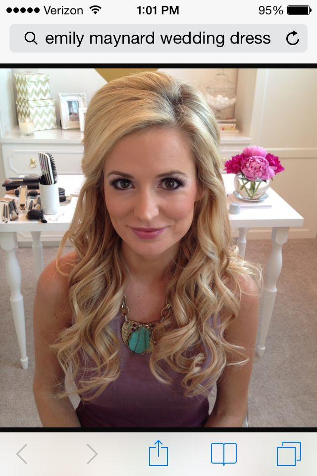 17 Best Wedding Hair Ideas Images On Pinterest