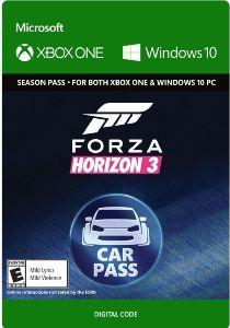 Forza Horizon 3 Car Pass Digital - Xbox One [Digital Download Add-On]