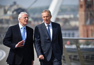 Love them or hate them, Tony Blair and John Major are experts on Brexit and peace | Alastair Campbell