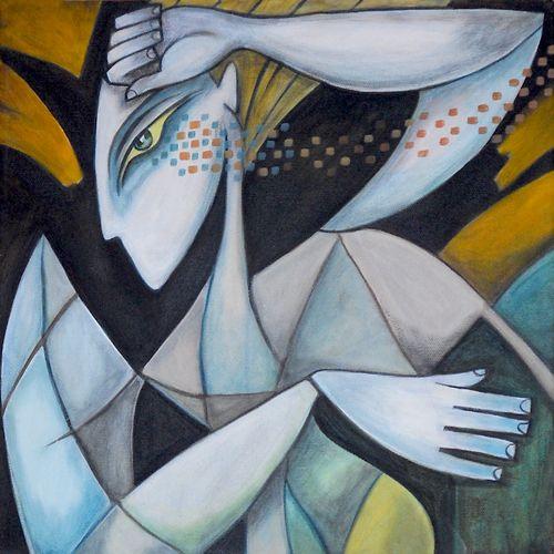 Woman in Motion III