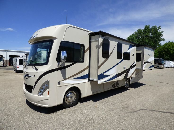 New 2017 Thor Motor Coach ACE 27.2 Motor Home Class A At