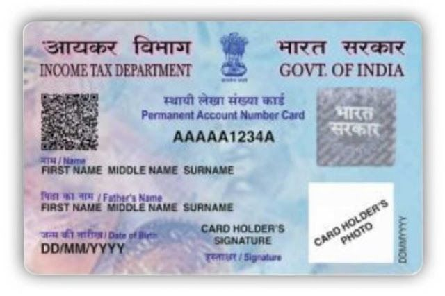 How To Change Pan Card Name And Other Details Online Https Ift Tt 2h35tqk Aadhar Card Cards Names