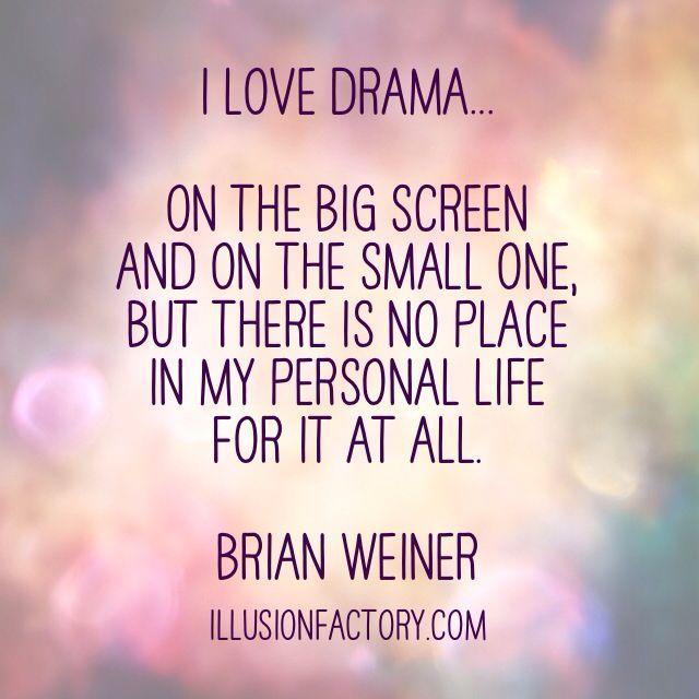 Quotes About Drama: I Hate Drama Quotes. QuotesGram