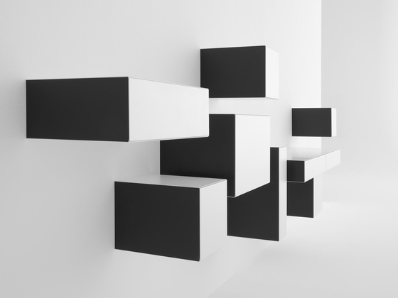 Vision by Pastoe wall cabinet system