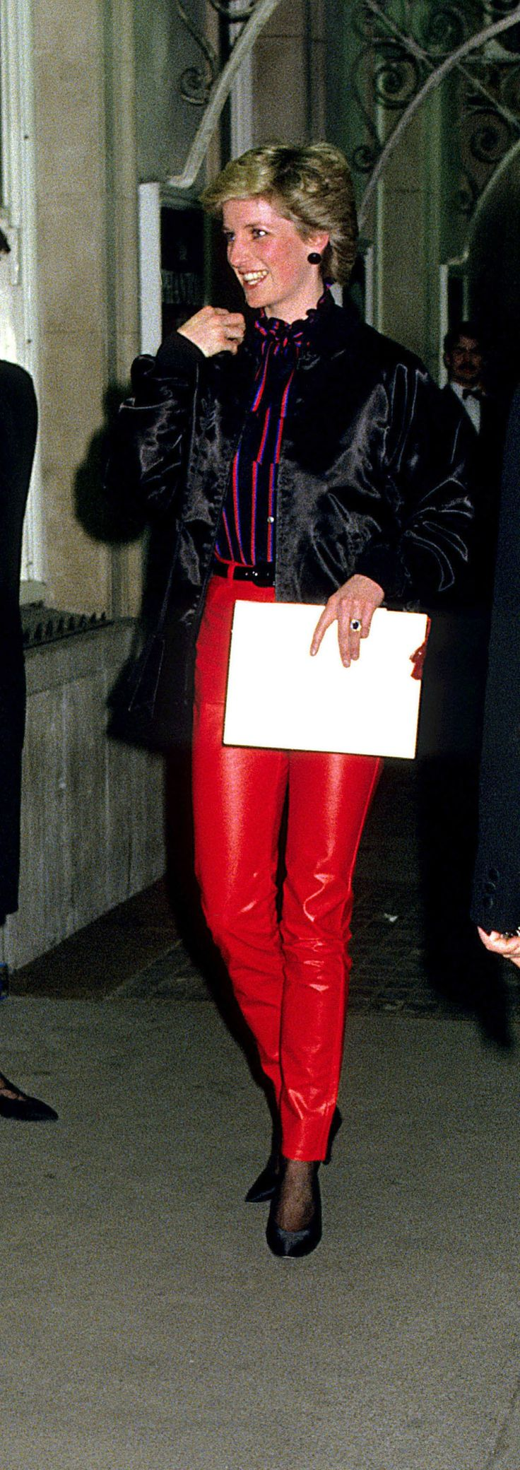 1987 feb princess diana phantom opera london