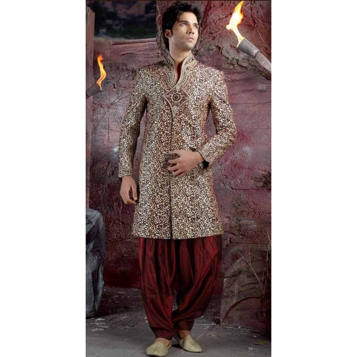 tenue indienne pour homme tenue homme pour le soir pinterest sherwani. Black Bedroom Furniture Sets. Home Design Ideas