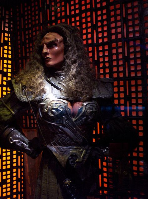 Klingon Female By Fokket Via Flickr Looks Pinterest