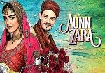 Aunn Zara Episod 16 8th july 2014