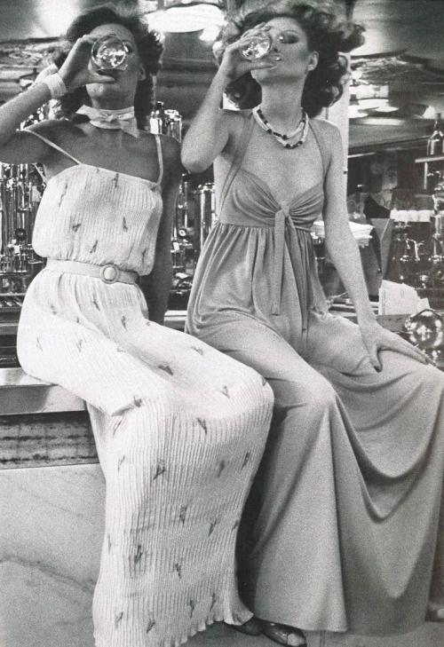 1970s Maxi Dresses