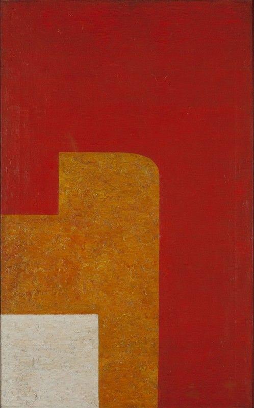 Kompozycja architektoniczna Artist: Wladyslaw Strzeminski Completion Date: 1929 Style: Concretism Genre: abstract