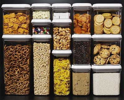 Emergency Preparedness - one week at a time build up your food storage The Parsimonious Princess