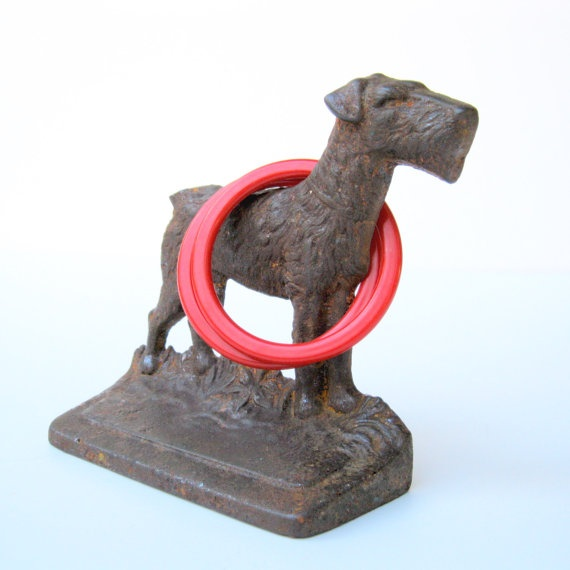 69 best images about cast iron dogs on pinterest vintage iron doors and scottie dogs - Cast iron dog doorstop ...