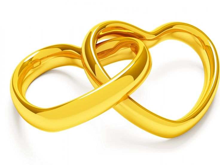 1600x1200 Wallpaper ring, heart, gold, marriage, love ...