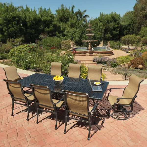 Grand Terrace Sling. Outdoor DiningOutdoor FurnitureTerraceDeckPatio