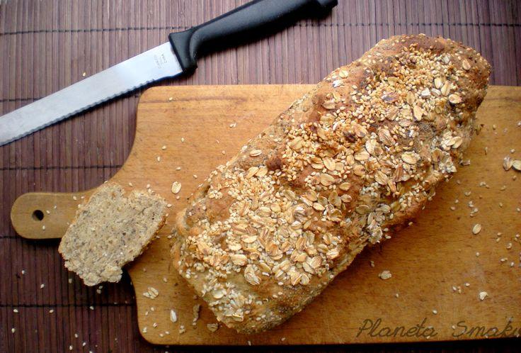 Planeta Smaku: Chleb pełnoziarnisty