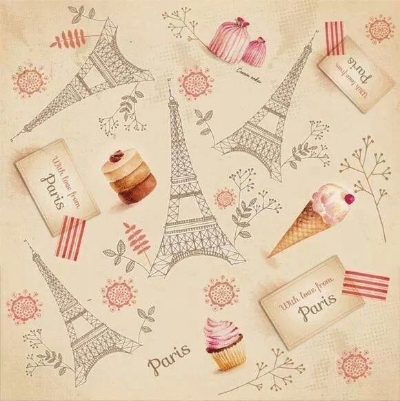265 Best Decoupaje Dulces Chocolates Y Cupcake Images On