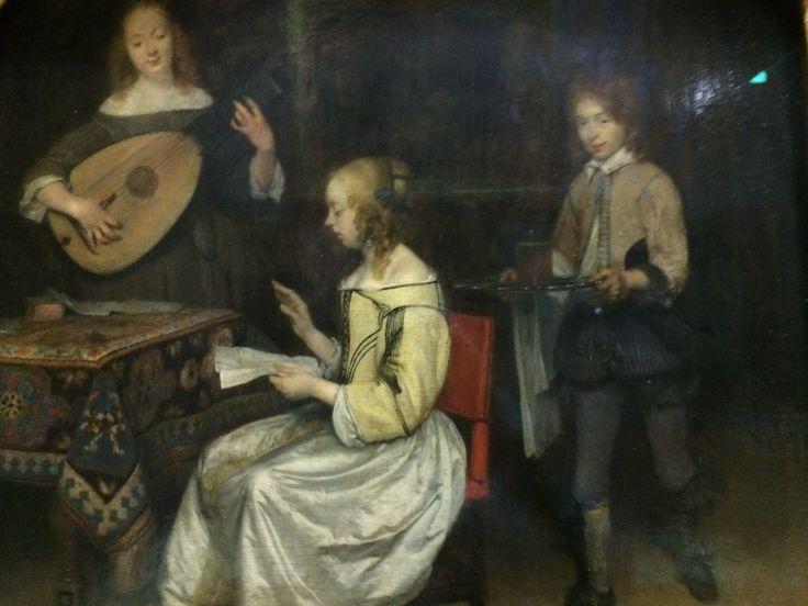 Flemish  16 th  century